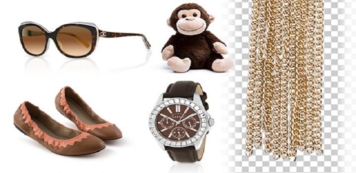 E-commerce photo editing service
