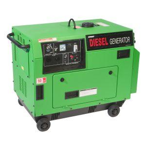 Second-hand 3KVA Generator