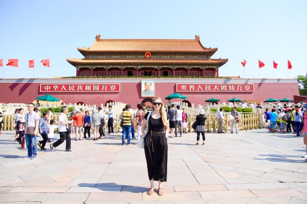 Trip To Beijing