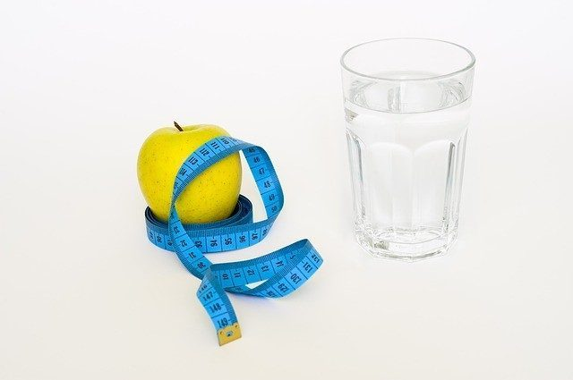 lose weight by drinking water