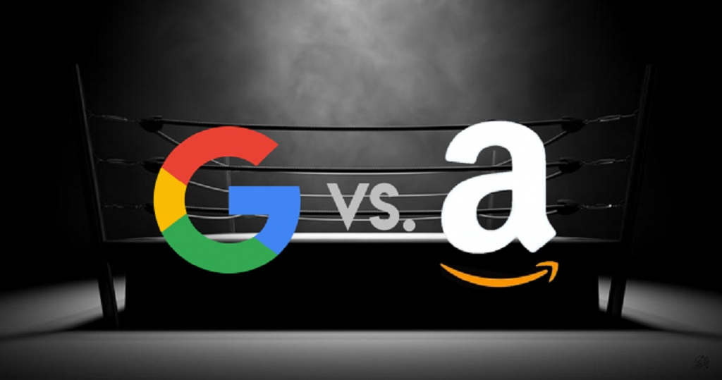 Amazon Search vs Google Search