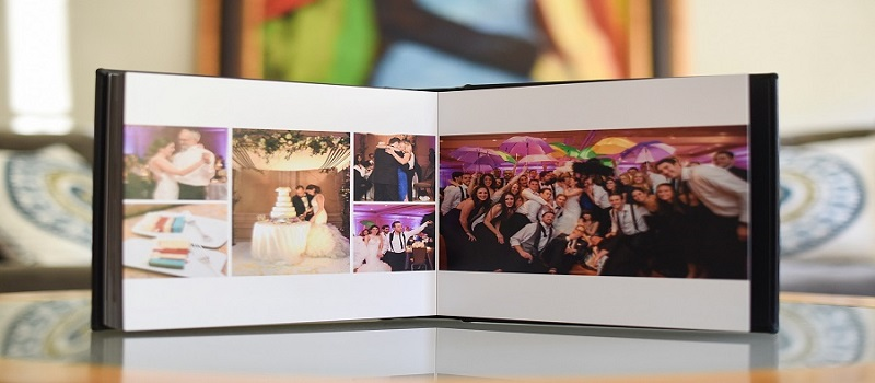 wedding photo editing album design