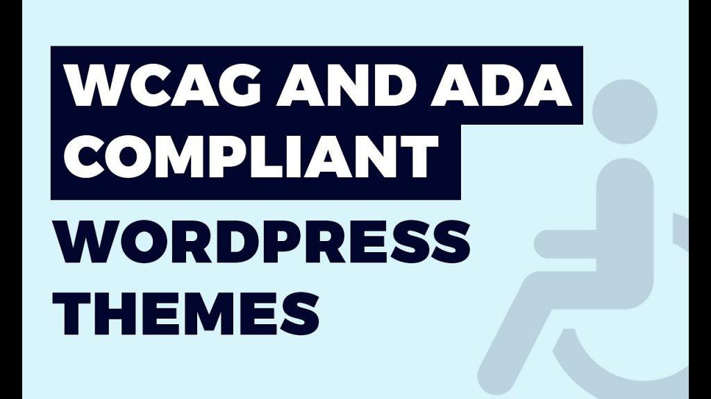 Ada Compliant WordPress Themes