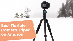 Flexible Camera Tripod