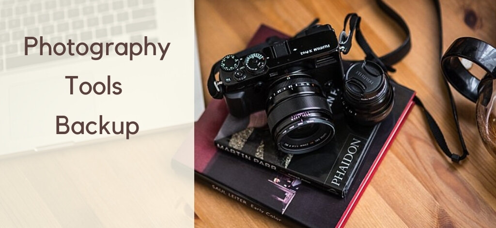 Photography Tools Backup