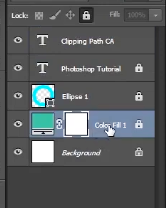 how to curve text in photoshop-revome the solid background