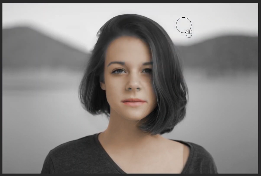how to change skin color in photoshop-the final image
