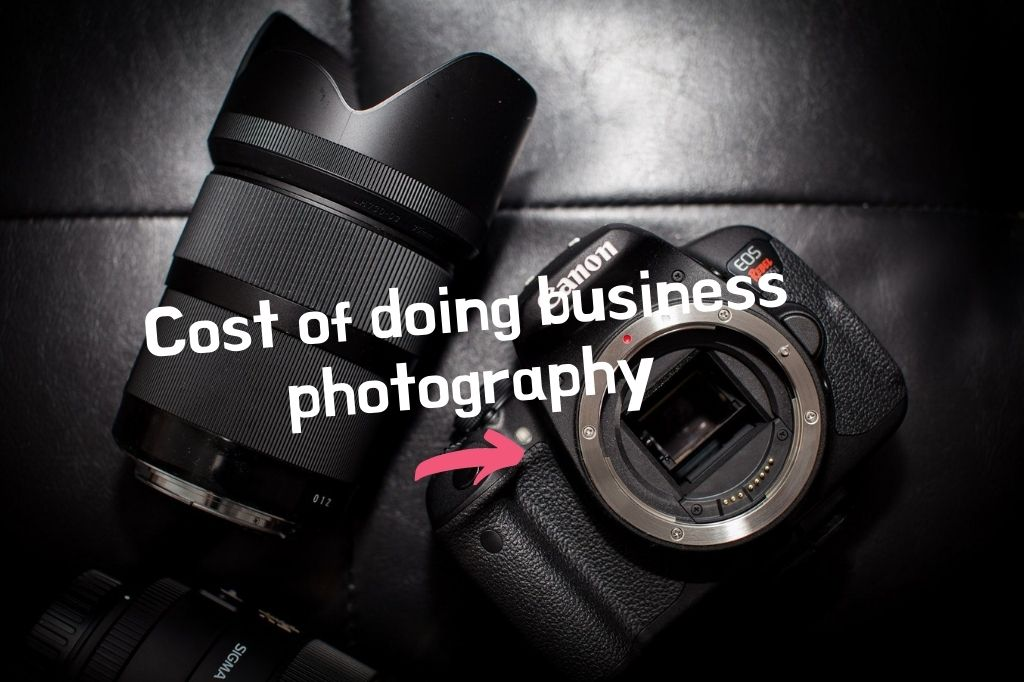 how to reduce cost of the photography business