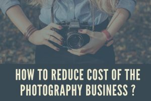 cost of photography business