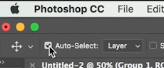 enable auto-select