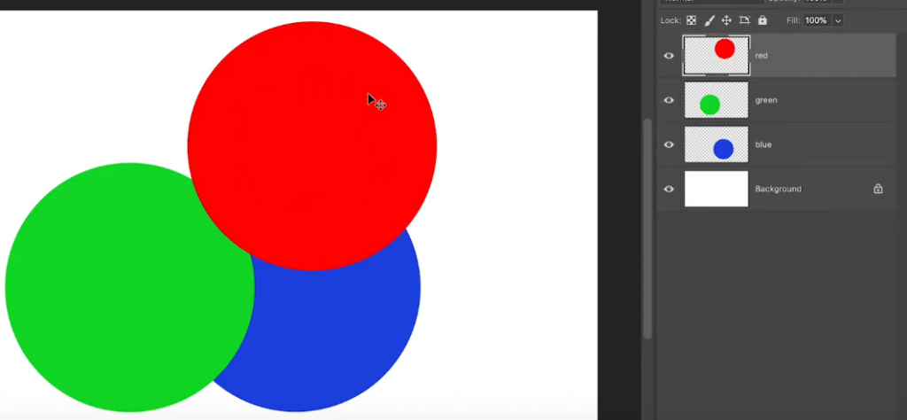 select layer using auto-select