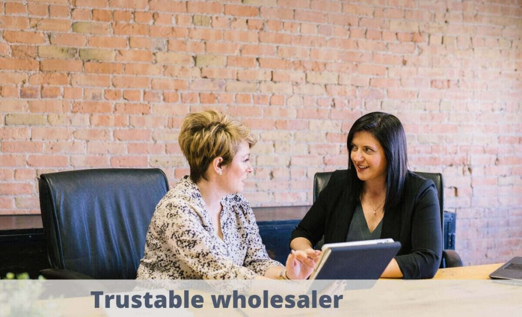signing with wholesalers